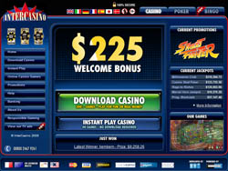 Play at InterCasino!