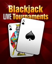 Play blackjack @ Rushmore Casino!