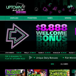 Uptown Aces Reviews