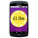 Mobile Gambling Contributes to £1.1bn Revenue in 2015