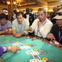 Chilean Miners Play Blackjack at Florida Coconut Creek Seminole Casino