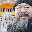 ai weiwei famous blackjack player