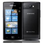 Samsung introduced WP7 Mango device