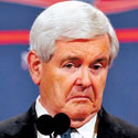 Gingrich loses ground