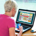 Stolen money lost to online gambling