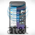 BlackBerry Z10 through AT&T