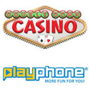Playphone and DoubleDown Casino