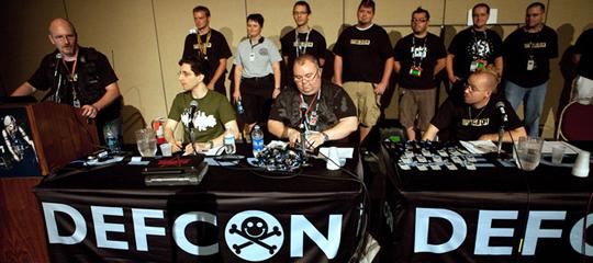 DEF CON Hacker Conference