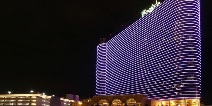 Borgata Hotel Casino & Spa – Atlantic City, USA