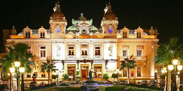 Casino de Monte Carlo – Monte Carlo, Monaco