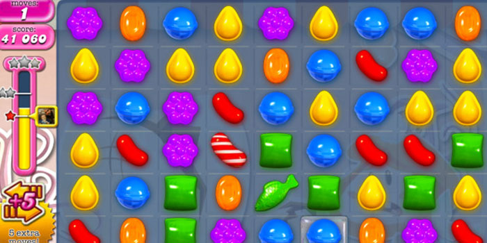Casinos and candycrush
