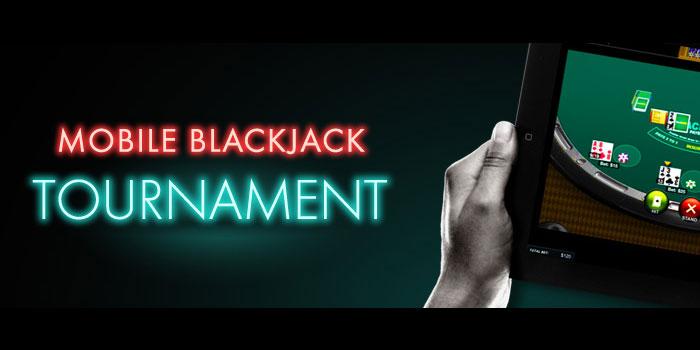 Mobile Blackjack Tournament