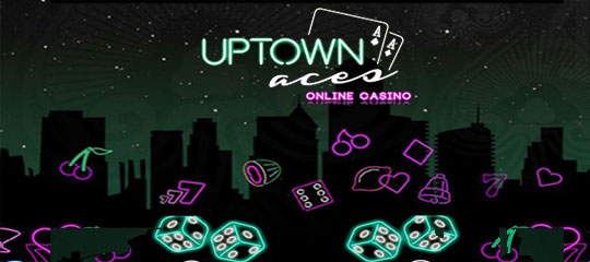 Uptown Aces casino offers a welcome bonus
