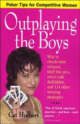 Cat Hulbert blackjack player author