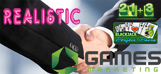 Realistic Games and Games Marketing Agreement
