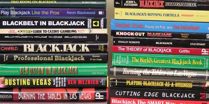 blackjack books