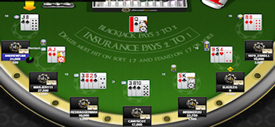 Strengthen your hand at Blackjack tournaments