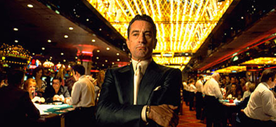 Robert De Niro in Casino (1995)
