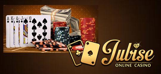Weekend 100% Match Bonus Jubise Casino