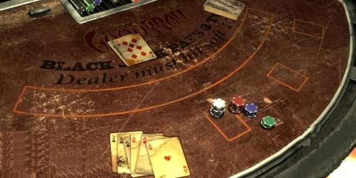 blackjack old history