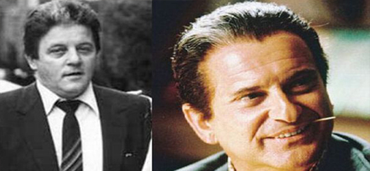 Anthony Spilotro and Joe Pesci