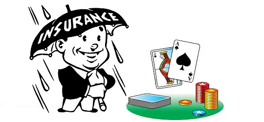 Blackjack strategies about insurance