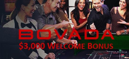 Play Blackjack with the Bovada Casino bonus