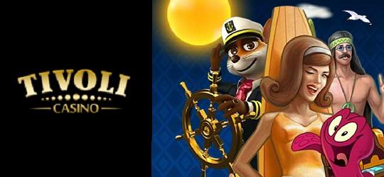 Tivoli Casino welcome bonus package