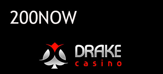 Just enter the bonus code! (Photo: Drake Casino)