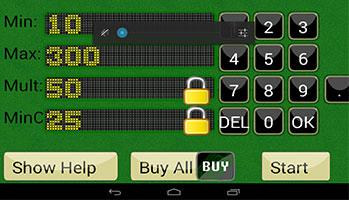 blackjack dealer trainer