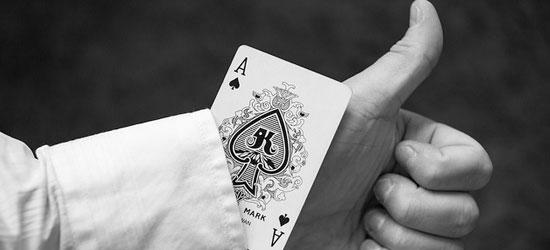 casino dealer cheating