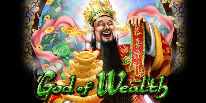god of wealth new slot game