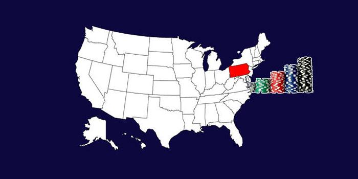 high gambling revenues in pennsylvania