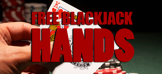 Free Blackjack Hands at Juicy Stakes